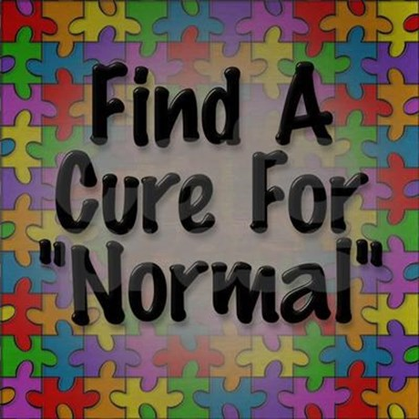 find-a-cure-for-normal